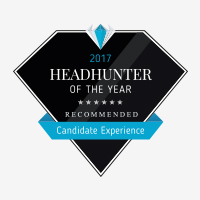 Auszeichnung Headhunter of the Year